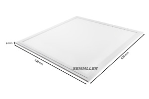 LED Panel 62x62cm 40W Premium Rasterdeckenleuchte 4000 Lumen inkl. Lifud Trafo