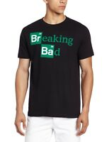 BREAKING BAD LOGO Heisenberg T-Shirt Men's NEW Licensed & Official