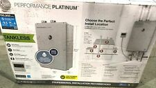 Rheem Performance Platinum 9.5 Gpm Natural Gas Tankless Water Heater
