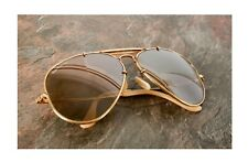Ray-Ban Vintage Sunglasses Bausch & Lomb The General 50th Anniversary Rare!