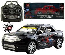 NEW 4CH SPIDERMAN ELECTRIC RC RADIO REMOTE CONTROL CAR KID CHILDREN BOY TOY GIFT