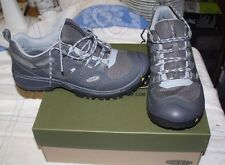 KEENS SANDSTONE 1014579 MENS SIZE 12 GRAY NEW IN BOX FREE SHIPPING