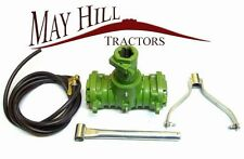 Tractor PTO Air Compressor - Twin cylinder - #2908