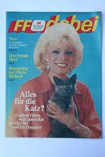 DDR Fernsehzeitschrift FF Dabei RARITÄT 04/1989 TOP !!