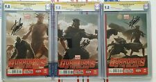 Guardians of the Galaxy #2 3 4 Marvel CGC 9.8 STAN LEE! Movie #3 confirmed!