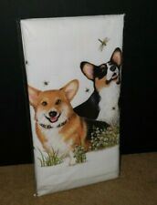 Mary Lake Thompson Corgi Dog Kitchen Flour Sack Towel