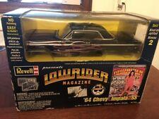 Revell 1964 Impala SS Lowrider Magazine 1:25 Scale Diecast Model Car Kit RARE