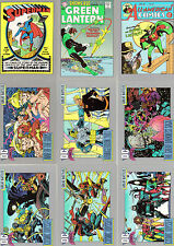 1991 DC Comic Cards.  Three cards for $1.