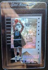 1992 93 UPPER DECK MVP #35 SHAQUILLE O'NEAL ROOKIE CARD ORLANDO MAGIC HOF HOLO