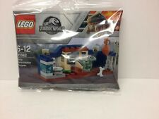 LEGO 30382 JURASSIC PARK WORLD BABY VELOCIRAPTOR PLAYPEN FALLEN KINGDOM NEW SET