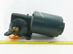 Reliance 56WG16A 1/2Hp Gear Motor 36:1 Ratio