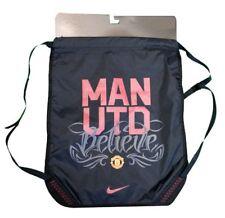 Sacca Borsa Tempo Libero Nike FC Manchester United MUFC Rucksack