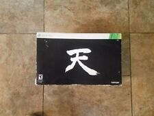 Street Fighter 25th Anniversary Collector's Set (Microsoft Xbox 360, 2012)