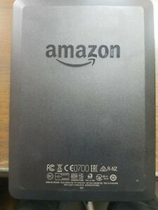 Kindle. CE0700. Never been used. Black. Excellent condition.