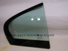 Opel Vauxhall Insignia 09-13 pre-facelift OS right rear quarter window glass