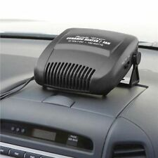 12v Ceramic Car Auto Heater Defroster 2in1 Hot & Cool Fan Van Dual Setting