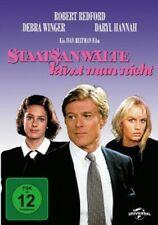 ROBERT REDFORT/+ - STAATSANWAELTE KÜSST MAN NICHT  DVD THRILLER/KOMÖDIE  NEU