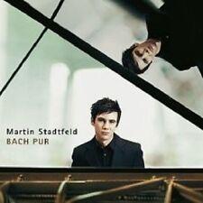 "MARTIN STADTFELD ""BACH PUR (LIMITED EDITON)"" 2 CD NEU"