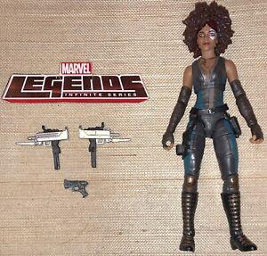 "Marvel Legends Deadpool 2 Movie Exclusive 6"" Figure Domino"