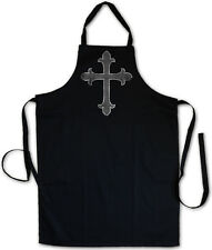 Christian Cross I Bbq Cooking Kitchen Apron Jesus Christianity Chistianity