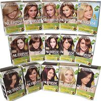 GARNIER NUTRISSE CRÈME PERMANENT NOURISHING ASSORTED HAIR COLOUR ANTI DRYNESS