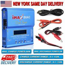 80W IMAX B6AC RC Balance Lipo Battery Charger Discharger with Digital Display