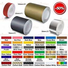 25mm 50mm 75mm 100mm Roll PIN STRIPE Car Model Adhesive TAPE Decal Vinyl Sticker