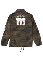 686 Paradise Coaches Zip Snowboard Jacket