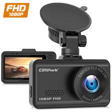 New listing Campark Car Dash Cam 1080P Fhd Dashboard Camera Dvr Recorder Parking Monitor Us