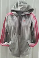 BRAND NEW ADIDAS FLEECE GREY WOMEN'S SIZE S