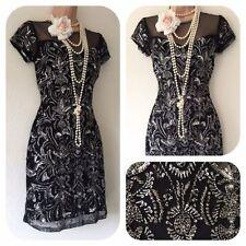 Miss Selfridge Polyester Short/Mini 20's Dresses for Women