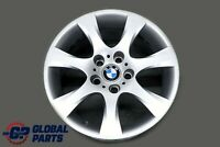 "BMW 3 Series E90 E91 E92 Wheel Alloy Rim 17"" Star Spoke 185 8J ET:34 6764623"