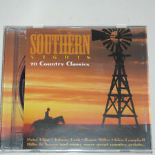 CD Album VA - Southern Nights - 20 Country Classics (CD)