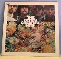 THE BYRDS Greatest Hits 1967 UK VINYL LP EXCELLENT CONDITION original mono A1 B1