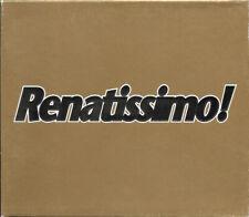 """RENATO ZERO BOX ORO 3 CD """"RENATISSIMO"""" 2006 TATTICA/SONY BMG 88697033002 RARO"""