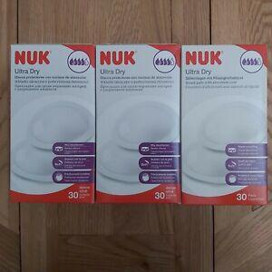 Nuk Ultra Dry Comfort Breast Pads 90pc