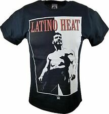 Eddie Guerrero WWE Scarface Addicted to the Heat Mens Black T-shirt