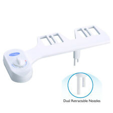 Bidet Self-Cleaning Fresh Water Non-Electric Bidet Toilet Seat Attachment