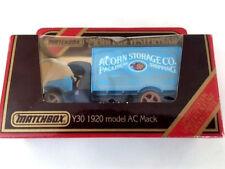 Matchbox Models of Yesteryear Y30 1920 Model AC Mack Accorn Storage