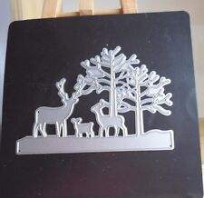 DEARS AND TREE CUTTING DIES