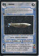 Star Wars CCG Death Star II Luminous