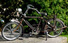 NEU Herren Cruiser Fahrrad Metall Modell Bike Fahrrad04