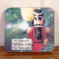 Jung Ho-Pak P.I. Tchaikovsky Highlights From the Nutcracks CD w/ Tin Case Box