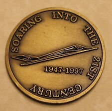 F-117 Stealth Fighter 50 Years Air Force Challenge Coin