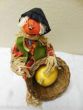 "VTGMWT! Annalee 10' ""Scarecrow wCornicopia"" #3108 From 1998. VINTAGE Annalee!"