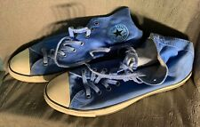 Converse Chuck Taylor High Top All Star Sneakers Blue Men's Size 11