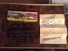 Atlas authentic Ho Model railroad deck bridge