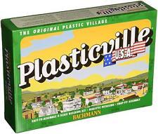 BACHMANN TRAINS 45604 O Plasticville Farm Out-Buildings 3 Classic Kit FREE SHIP