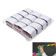 12 Pcs/set Mouth Coils Paper Magic Trick Magic Prop Magician Supplies Toys 7N