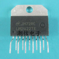 2 pcs NS LM2422TE ZIP 220V Monolithic Triple Channel